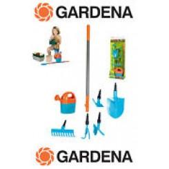 Havesæt til børn ( plastik )